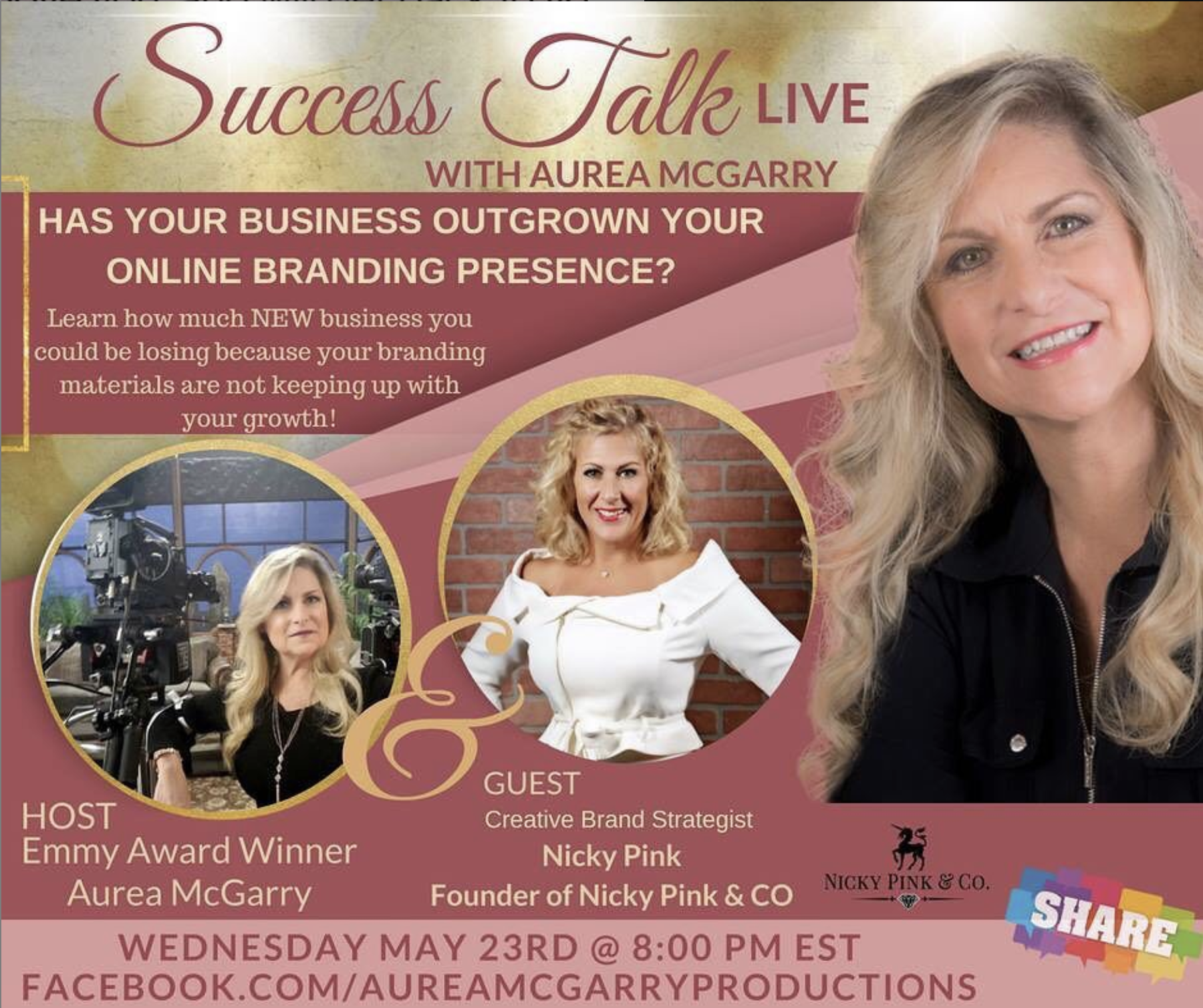 success talk live